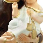 statua Madonna del Carmine cm 35 - mani