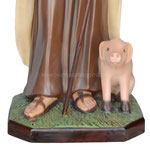 statua Sant' Antonio Abate cm 100 - base