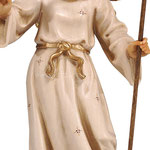 statua angelo indicatore - busto