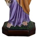 statua San Giuseppe cm. 85 - base