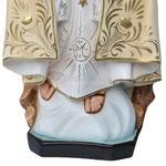 statua Madonna di Fatima cm 85 - base