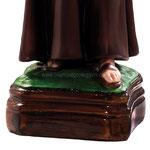 statua Sant' Antonio cm 30 - base