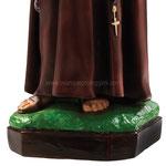 statua Sant' Antonio cm 50 - base