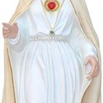 statua Madonna di Fatima cm. 180 - mani