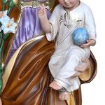 statua San Giuseppe cm. 128 - mani