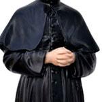 statua San Giovanni Bosco cm 40 - mani