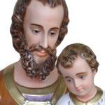 statua San Giuseppe cm. 158 - volto