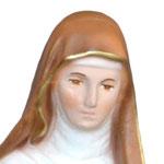 vendita statua Sant Anna in resina cm 25 - volto