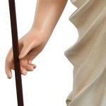 statua Gesù risorto cm 110 -mani