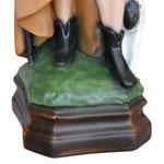 statua San Rocco cm 45 -base