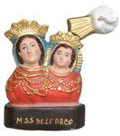 busto Madonna dell' Arco cm 20