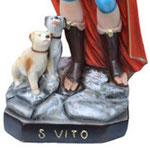 statua San Vito cm 60 -base