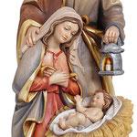 statua presepe Notte Sacra - Maria e Gesù Bambino