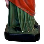 statua Santa Lucia cm 107 - base