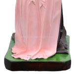 statua Santa Bernadette cm 40 - base