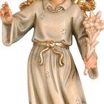 statua angelo annunciatore - busto