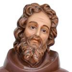 statua San Ciro cm 113 - volto