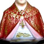 busto San Gennaro cm 15 - busto