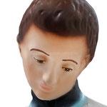statua San Luigi cm 30 - volto