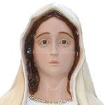 statua Madonna di Fatima cm. 180 - volto