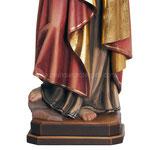 statua San Pietro in legno - base