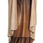statua Santa Teresa in legno - busto