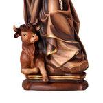 statua San Leonardo in legno - base