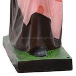 statua Santa Bernadette cm 90 - base