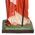 statua Sacro Cuore di Gesù buon pastore cm 160 -base