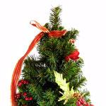 albero di natale con natività mod. 008