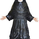 statua Santa Faustina Kowalska cm 125 - mani