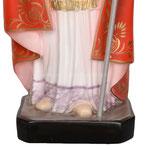 statua San Biagio cm 75 - base