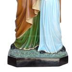 statua Sant Anna cm 98 - base