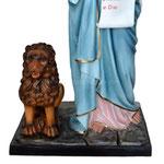 statua San Marco Evangelista cm 160 - base