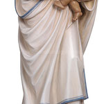 statua Madre Teresa di Calcutta in legno - busto