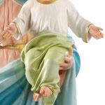 statua Maria Ausiliatrice cm 160 - mani