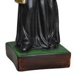 statua Sant' Alfonso cm 30 - base