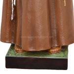 statua San Padre Pio cm 110 -base