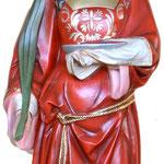 statua Santa Lucia cm 155 - mani