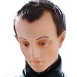 statua San Luigi cm 60 - volto
