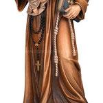 statua Sant' Antonio in legno - busto