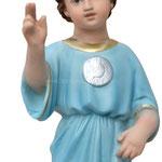 statua SS nome di Gesù cm 45 -mani