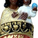 statua Madonna di Loreto cm 30 - mani