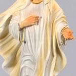 statua Madonna di Medjugorje cm 30 illuminata - mani