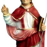 statua San Gennaro cm 28 - mani