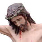 statua corpo di Cristo cm 160 -volto