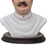 busto San Giuseppe Moscati cm. 35 - base