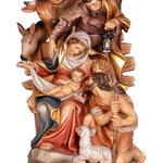 statua presepe Raffaello - Natività