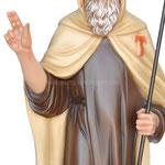 statua Sant' Antonio Abate cm 80 - mani