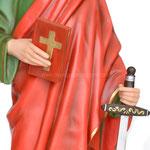 statua San Paolo cm 155 -mani
